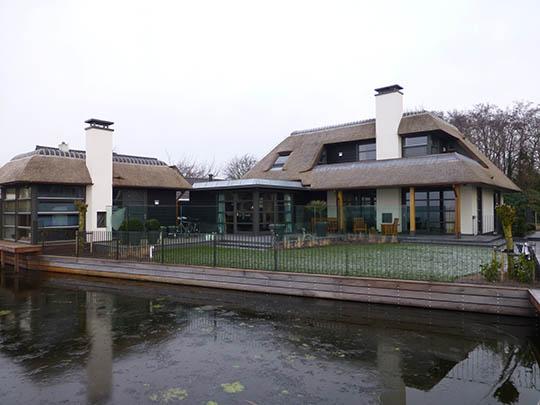 nieuwbouw woning te Breukelen