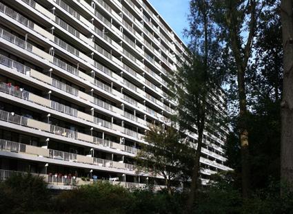 700 woningen ommoord, timmerselekt Doornenbal