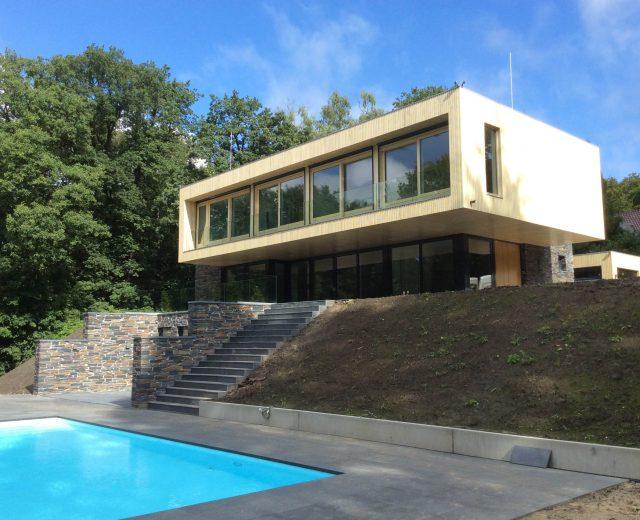 Villa Zonneheuvelweg te Oosterbeek, Timmerselekt Doornenbal